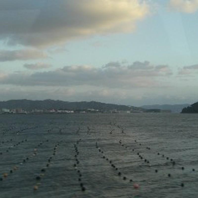長崎空港より海