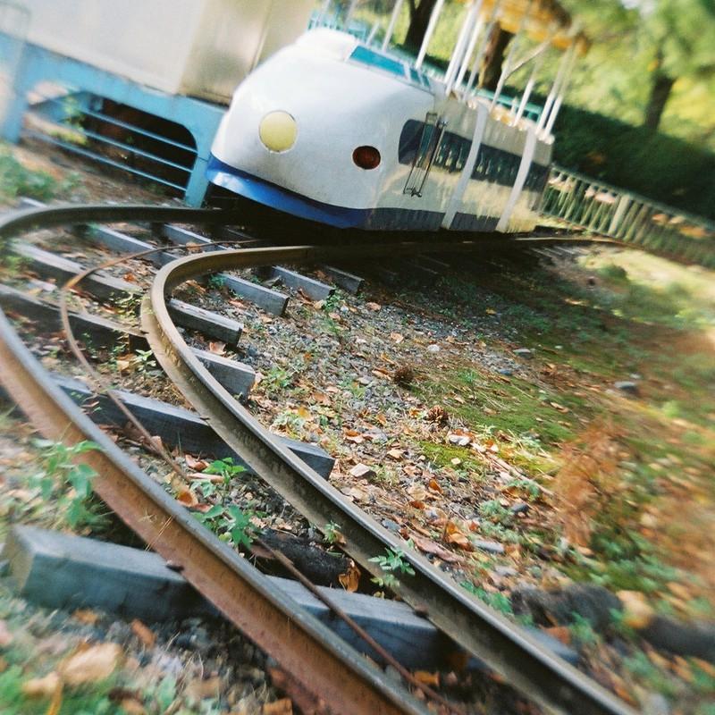 新幹線は運休中。