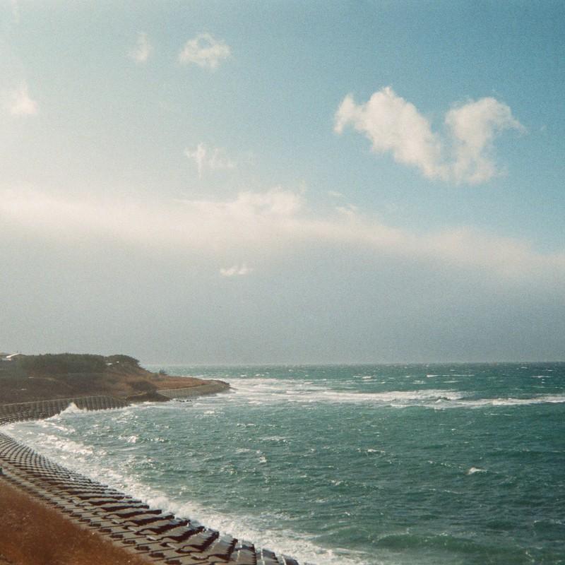 海に行きたい