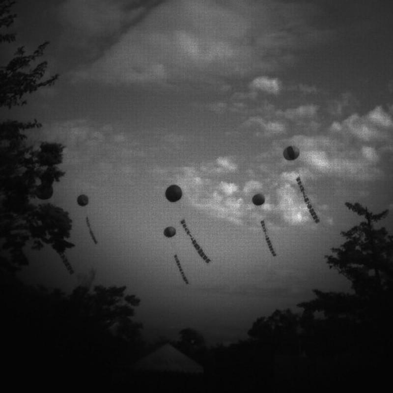 Ad balloon×5