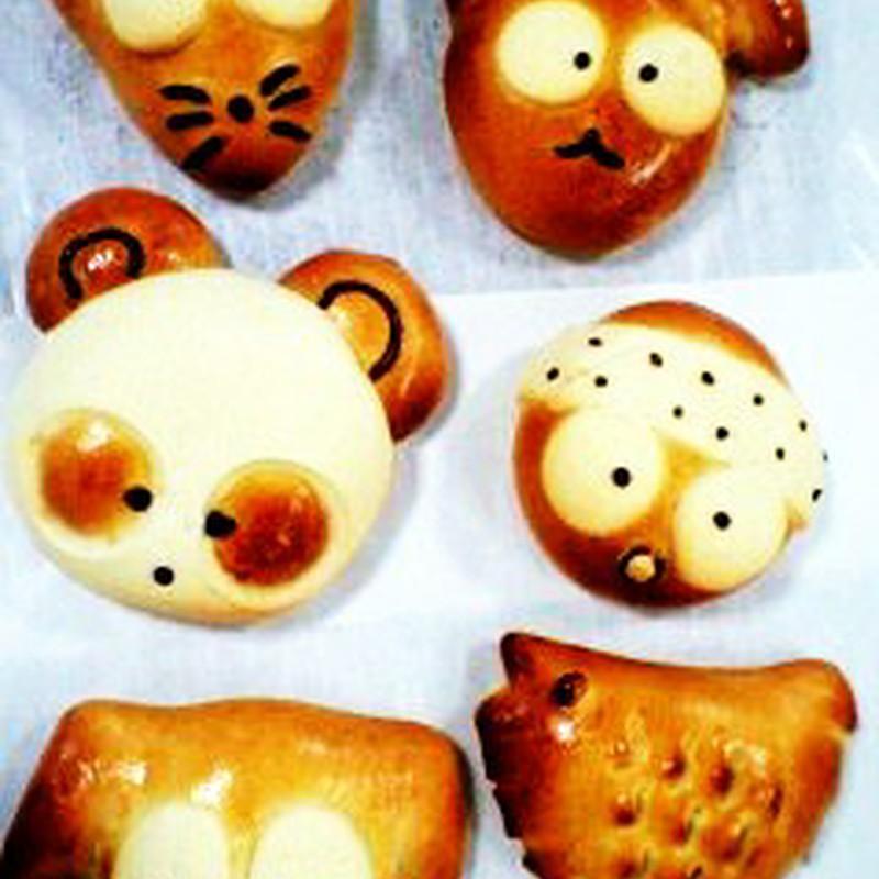 手作りパンたち