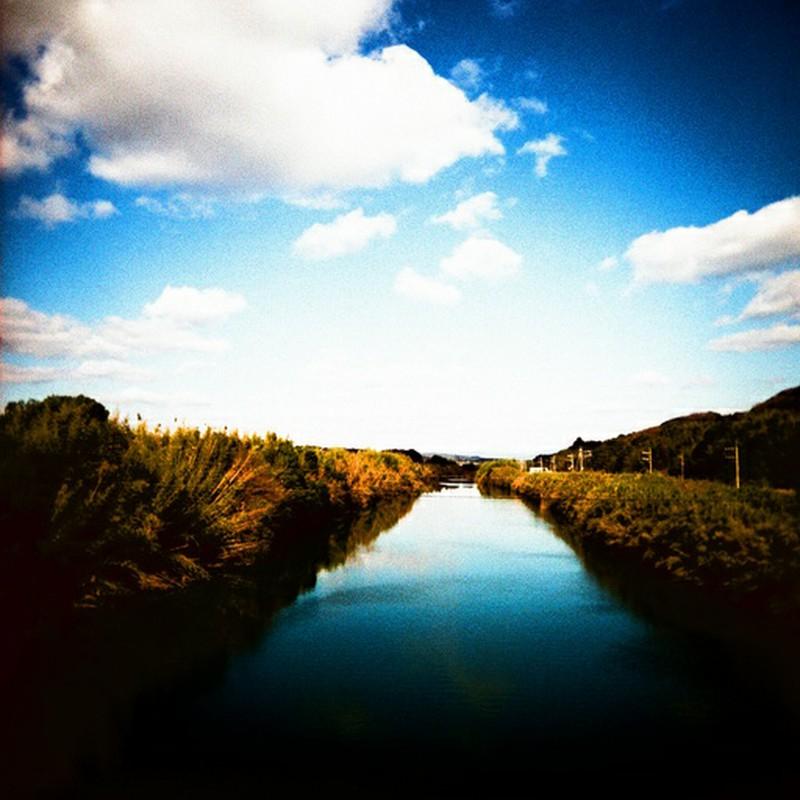 ふる里の川