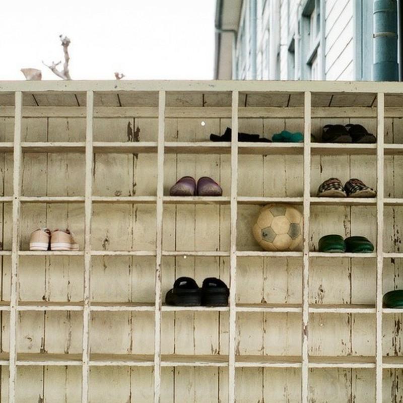 スリッパ、サッカーボール、靴、ビオレ