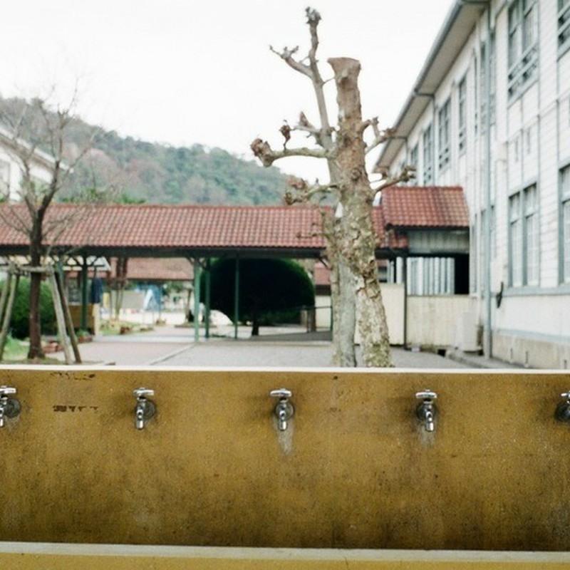 蛇口と渡り廊下