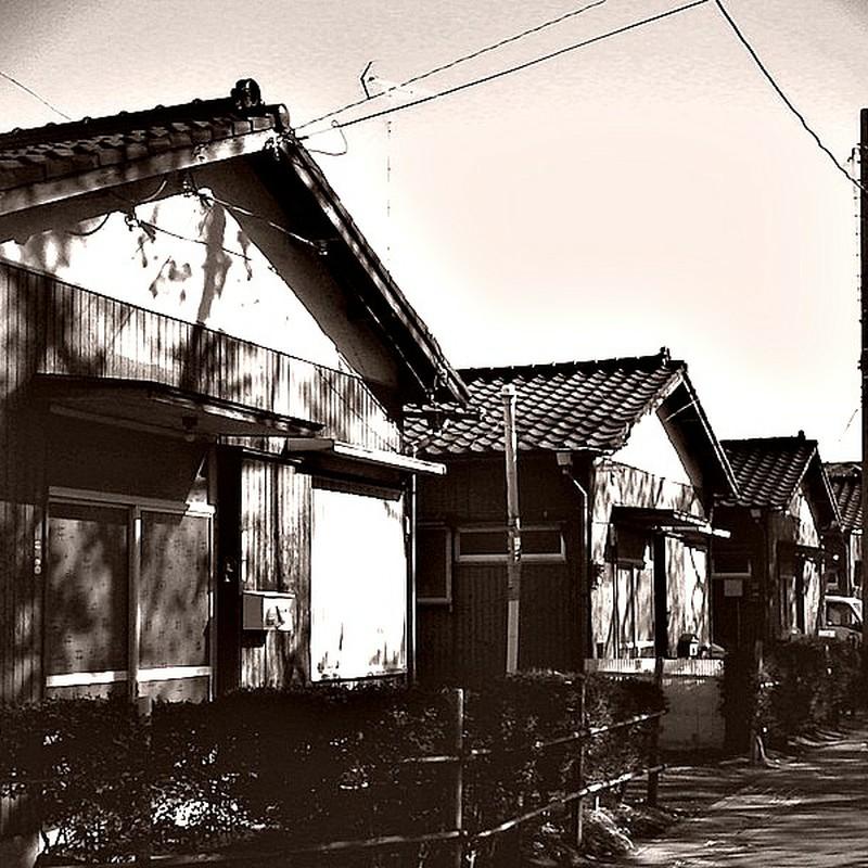 昭和的家屋