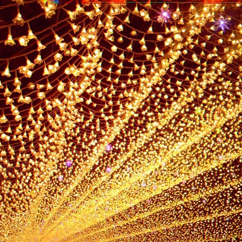 光の回廊!