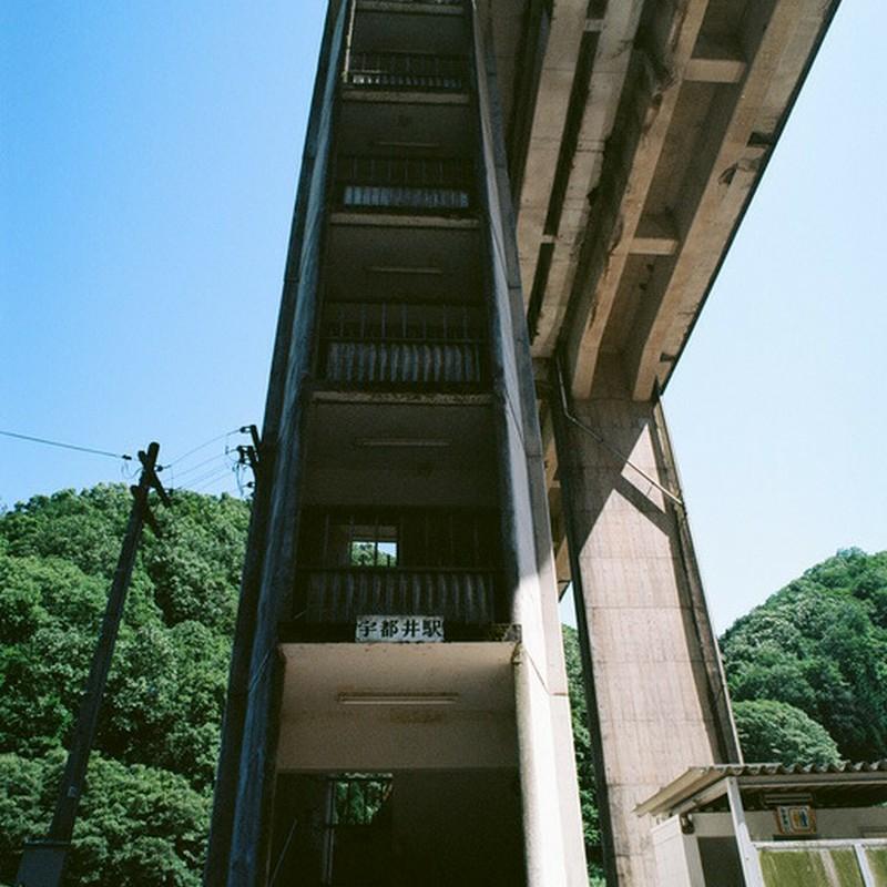 天空駅への階段