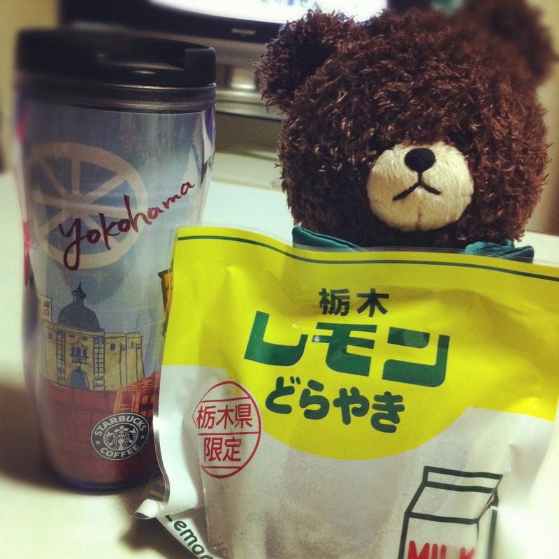 ジャッキー meets 横浜&栃木