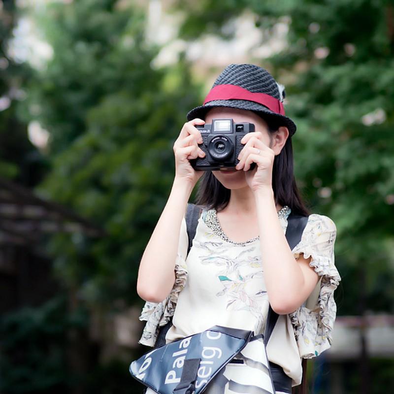 素敵なカメラ女子 in Kouenji