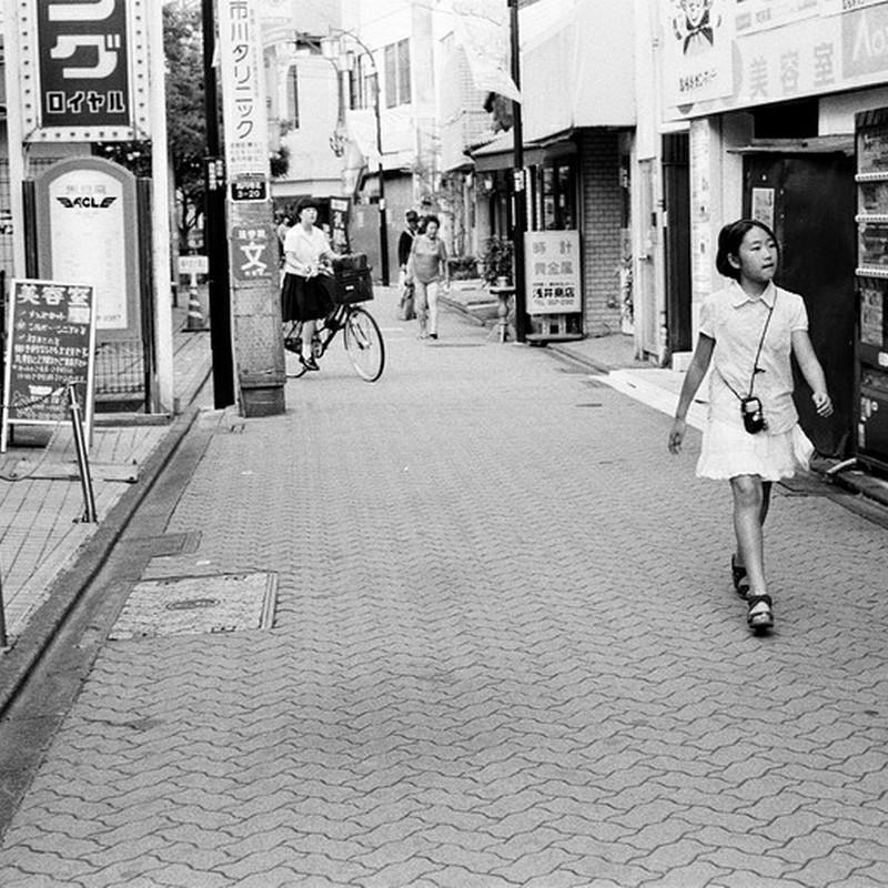 歩く商店街