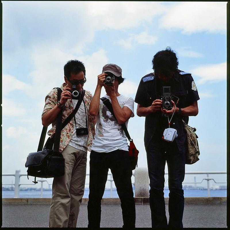 CT Men in Yokohama
