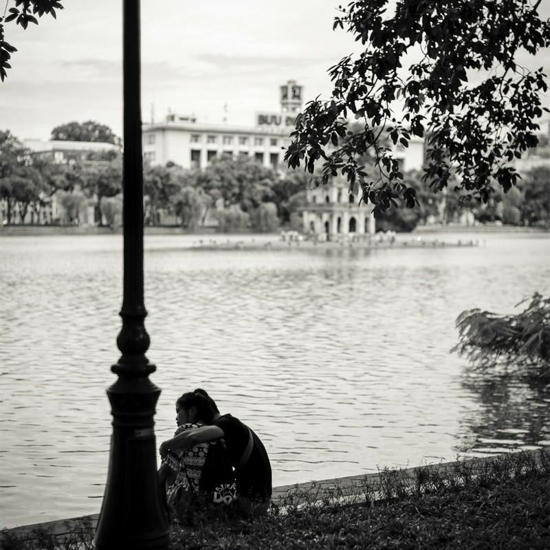 癒しの湖畔
