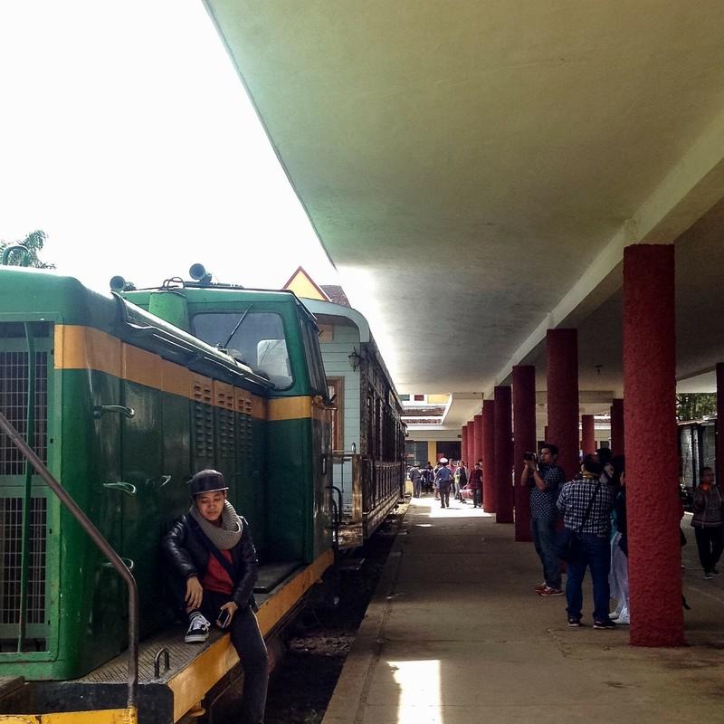 Dalat station