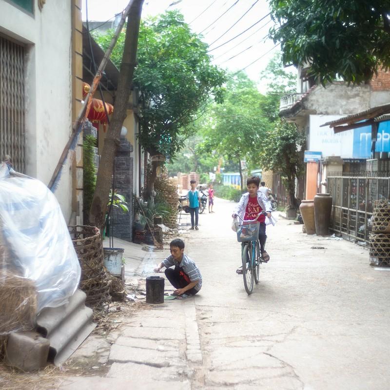 バッチャン村の日常…
