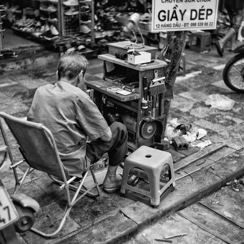 靴修理屋さん
