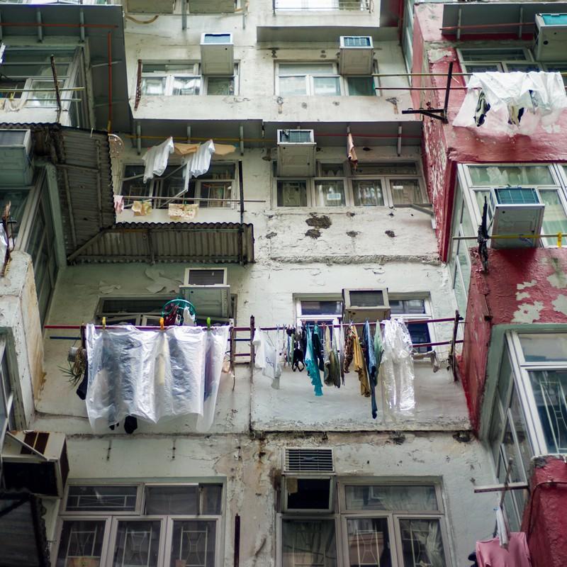 香港的生活
