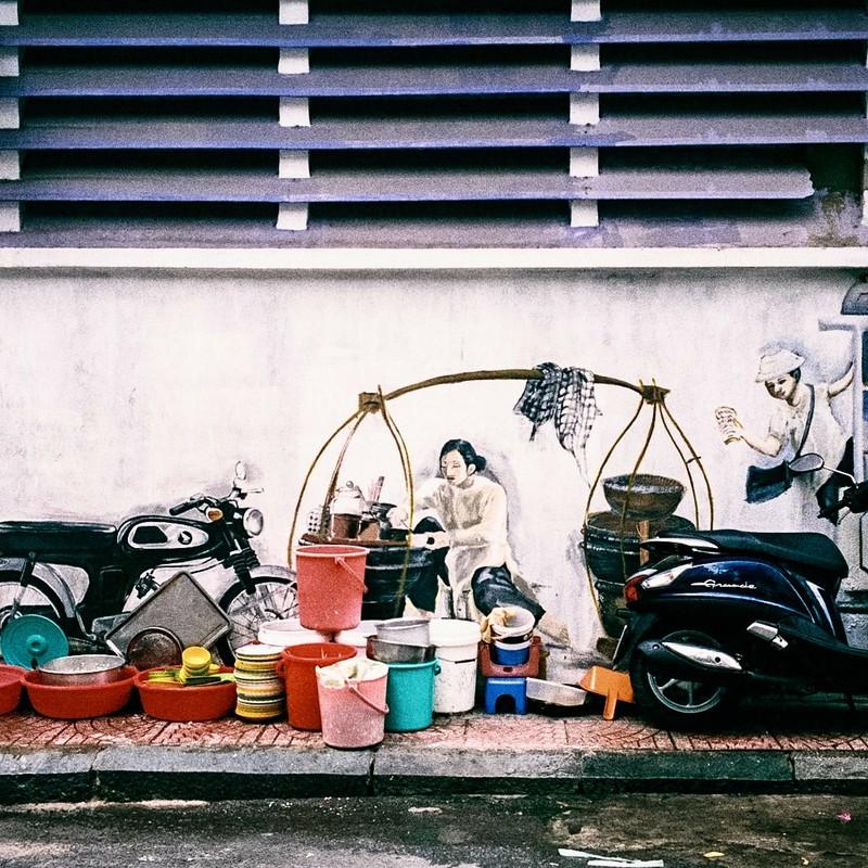 Artistic Saigon
