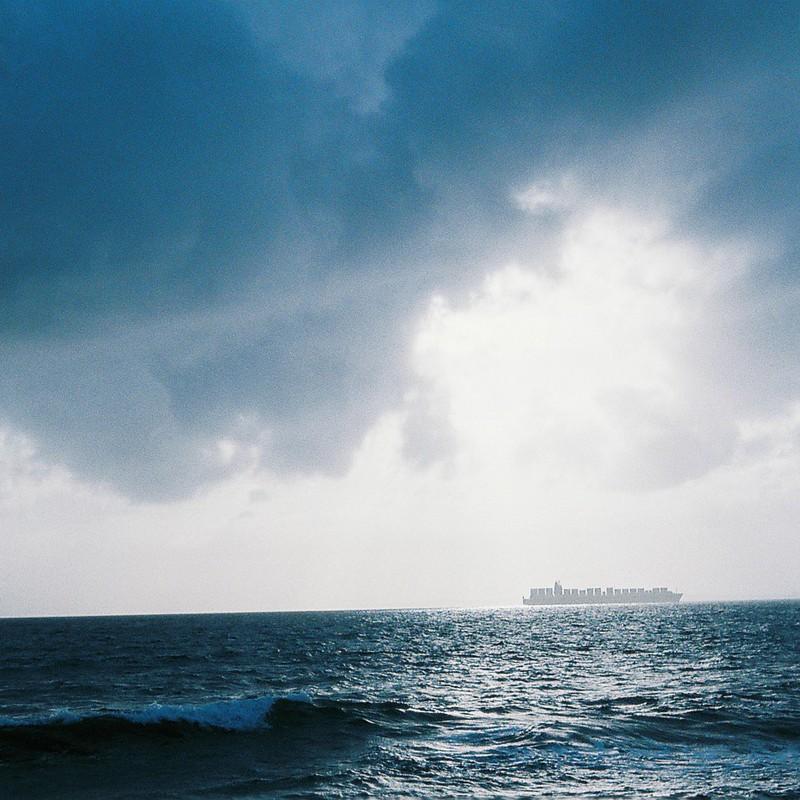 嵐をぬけて