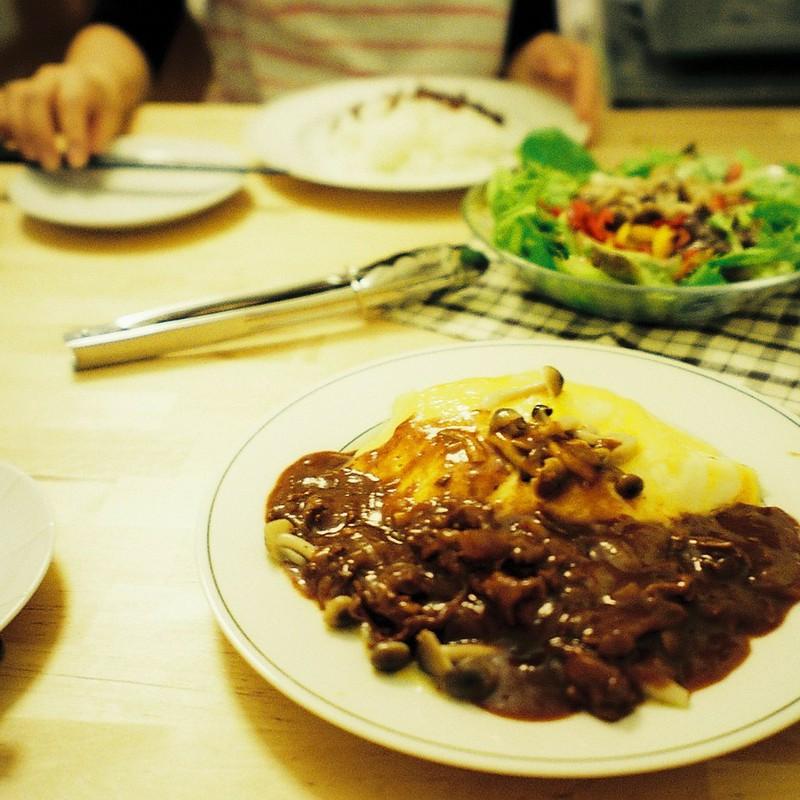 すてきな晩餐