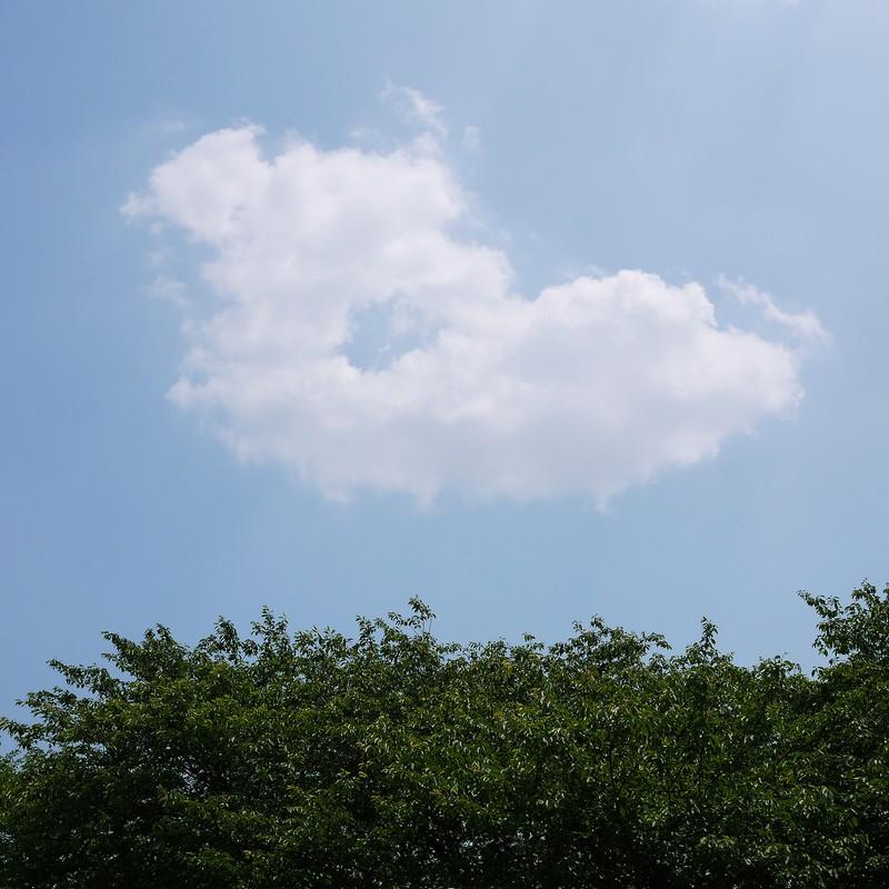 万博公園『空にも』