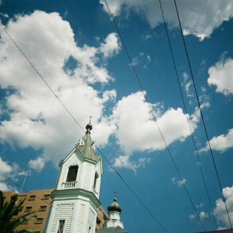パステル教会。
