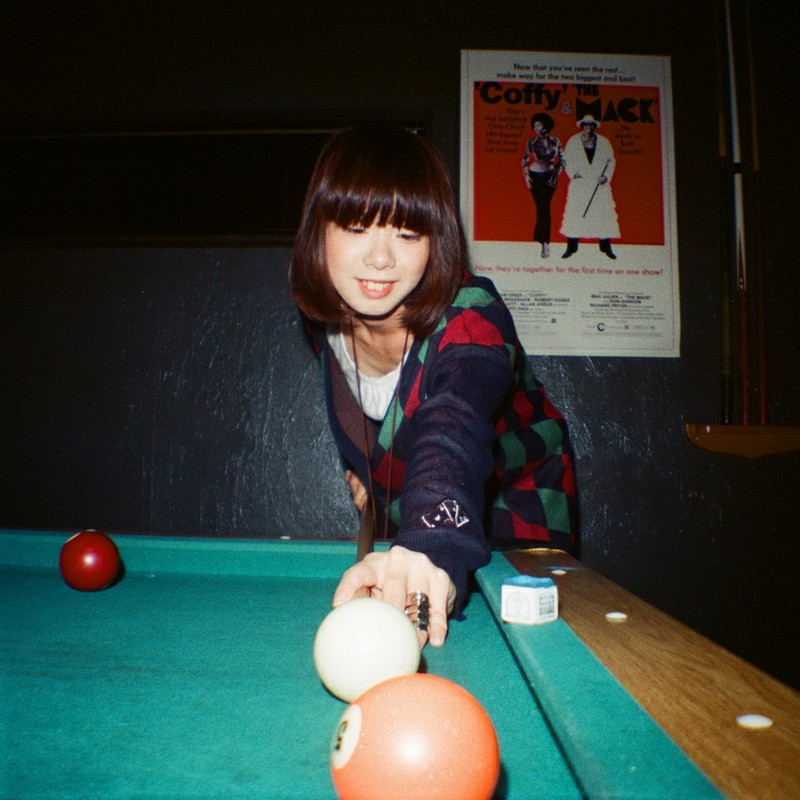 BILLIARDS GIRL★
