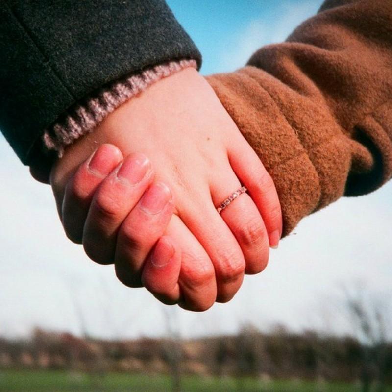 通う温もりに、愛を感じあう。