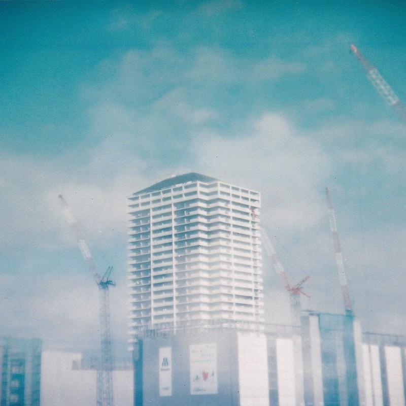 天空の城 マンション