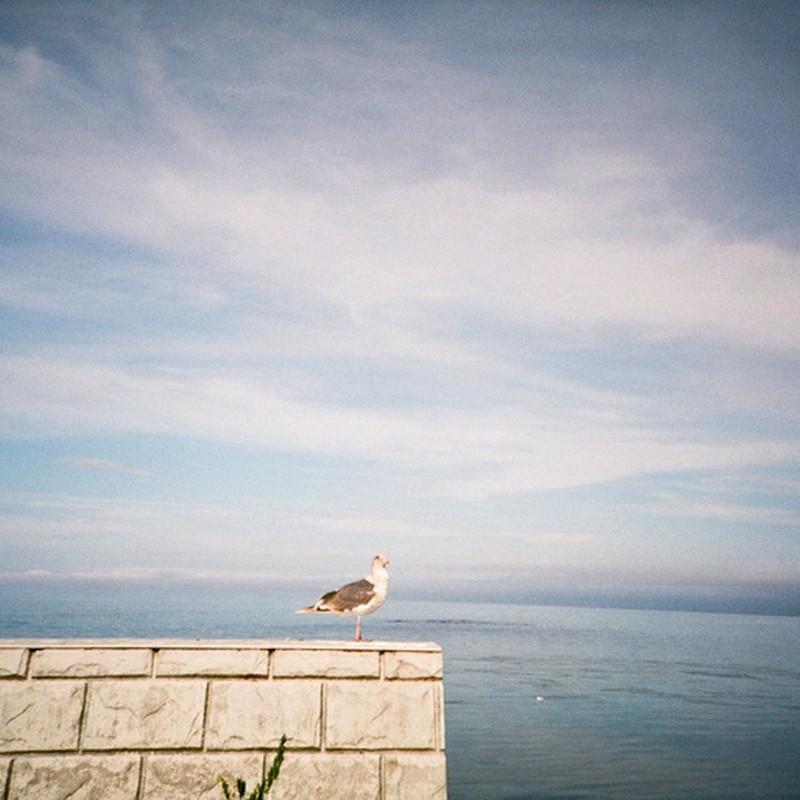 空と海と曖昧な境界線