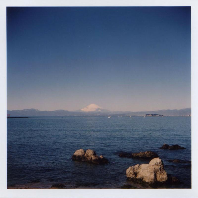 クッキリ富士山