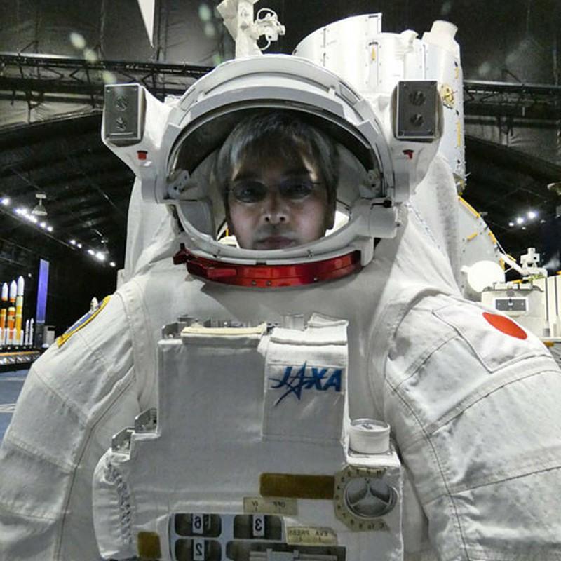 チョツト宇宙に行ってきました