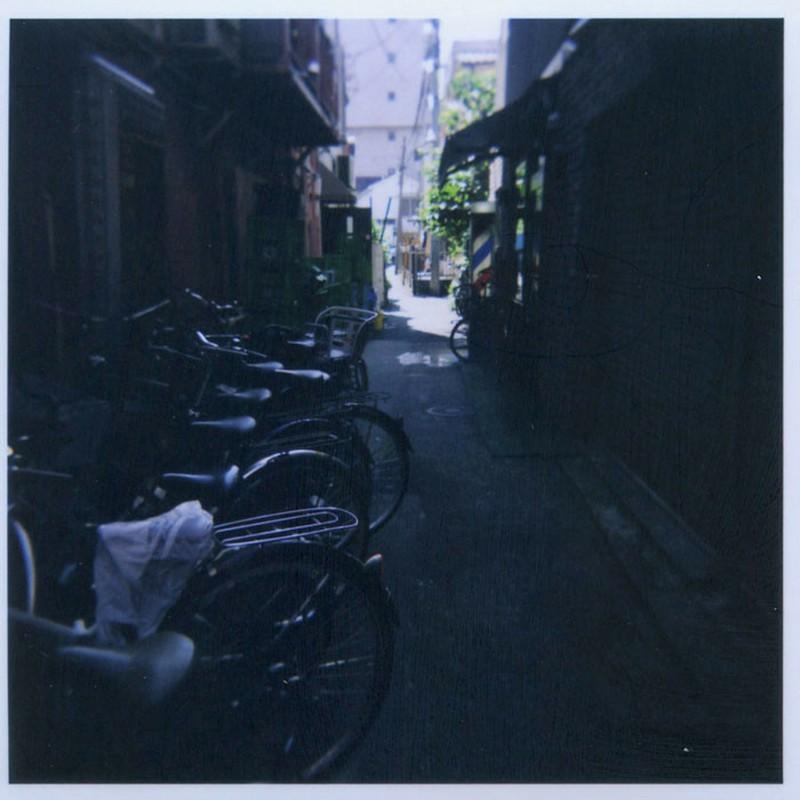 自転車路地