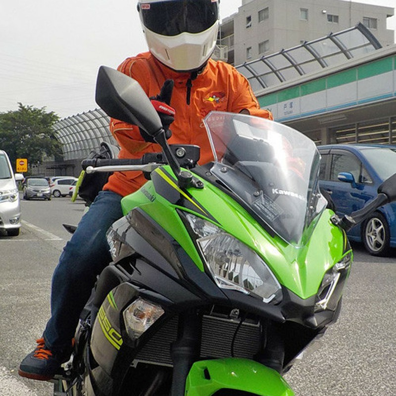バイクな時期