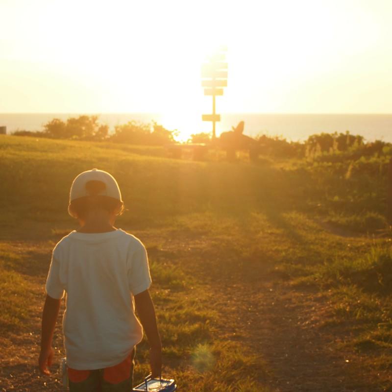 少年の夏休み