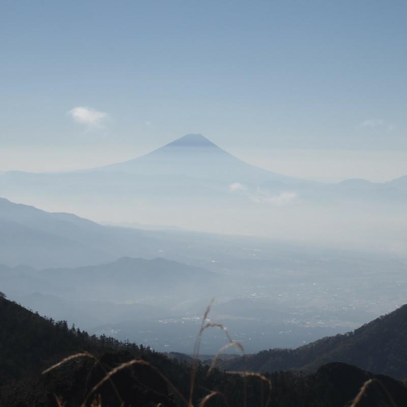 富士は日本一の山