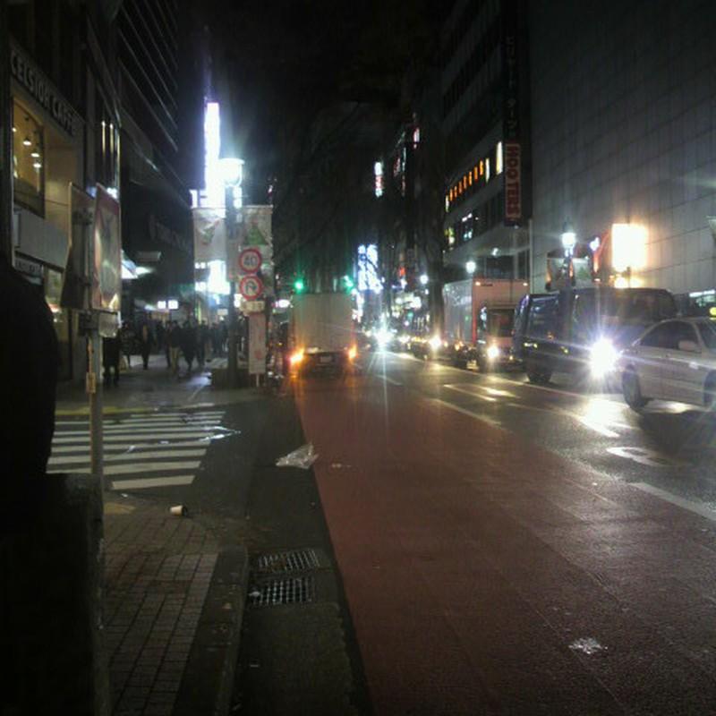 a.m. 5:11@道玄坂