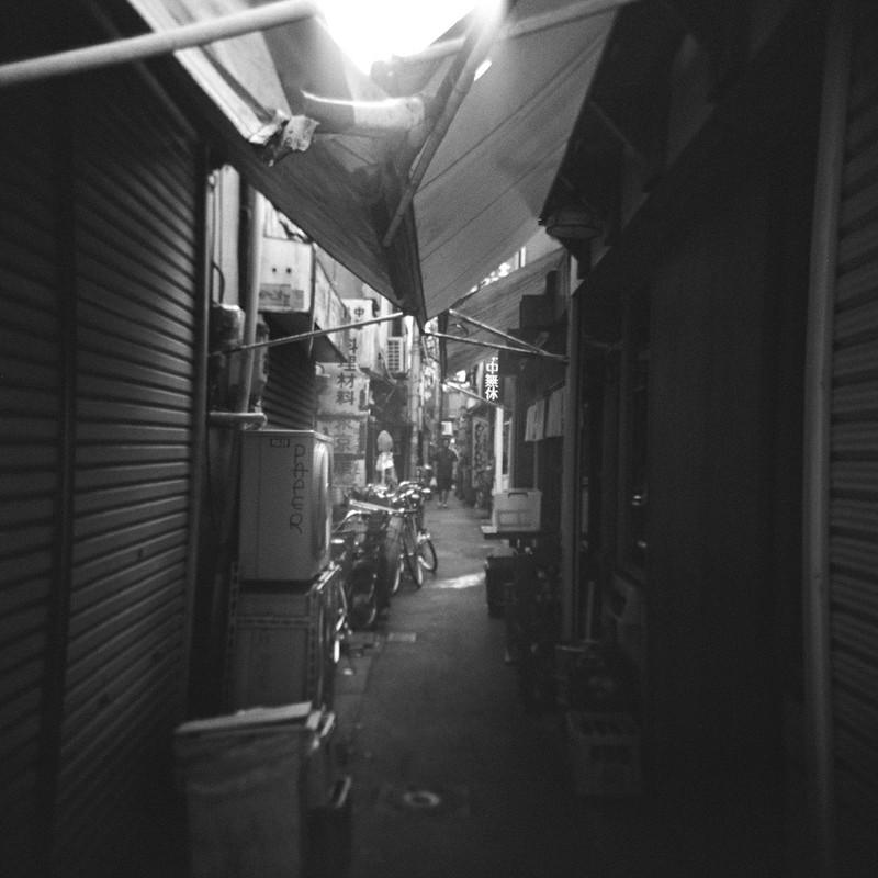 昭和路地裏探検