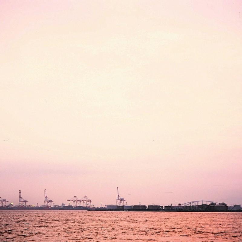 大阪港黄昏麒麟
