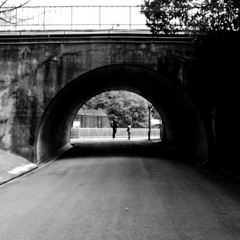 トンネルの向こう…
