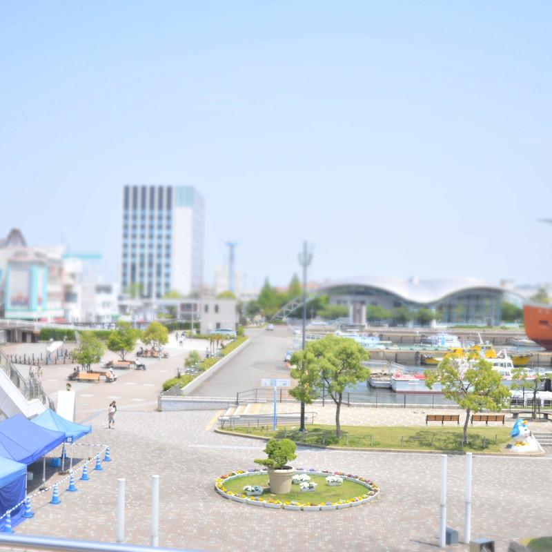 名古屋港周辺