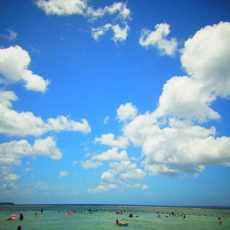 沖縄の空☆