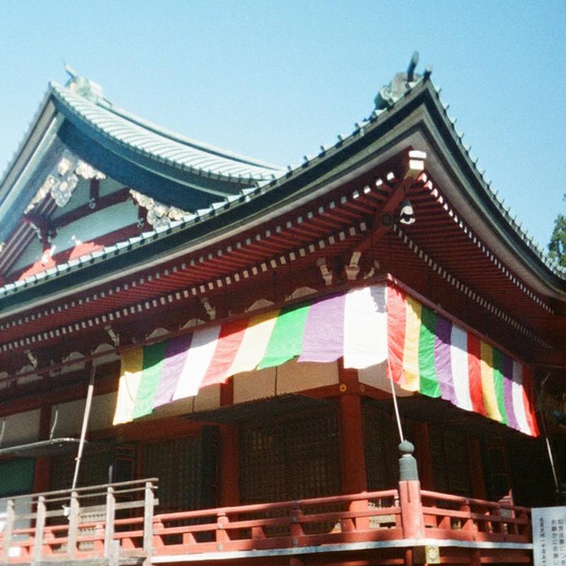 比叡山・大講堂
