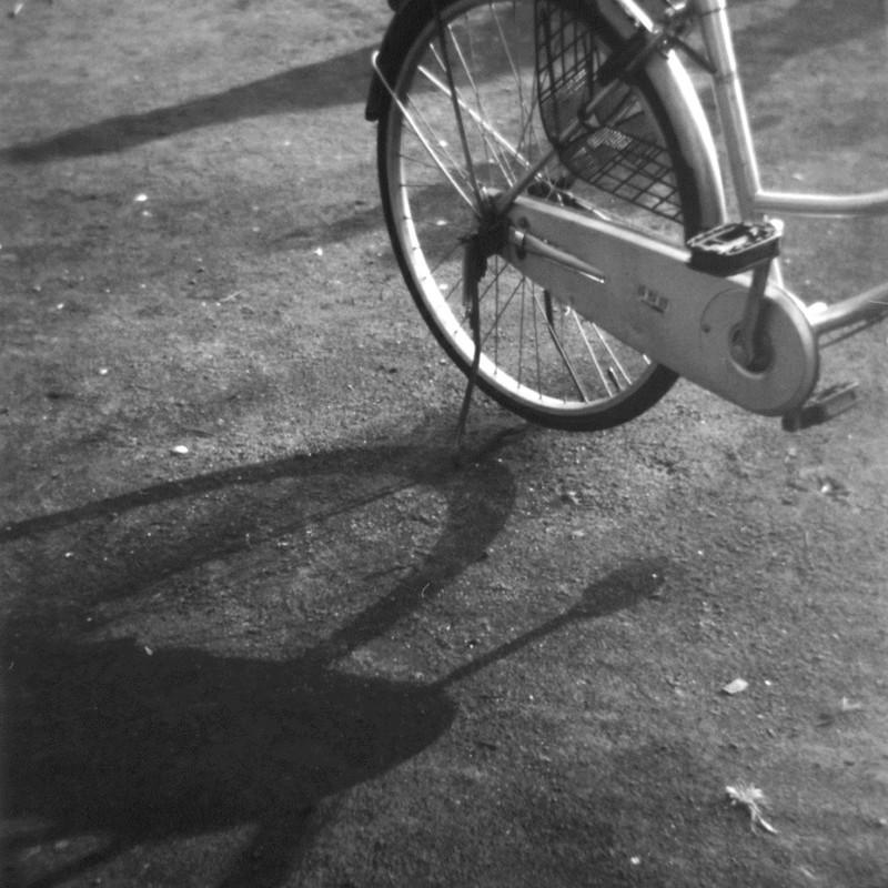 Re:自転車と影