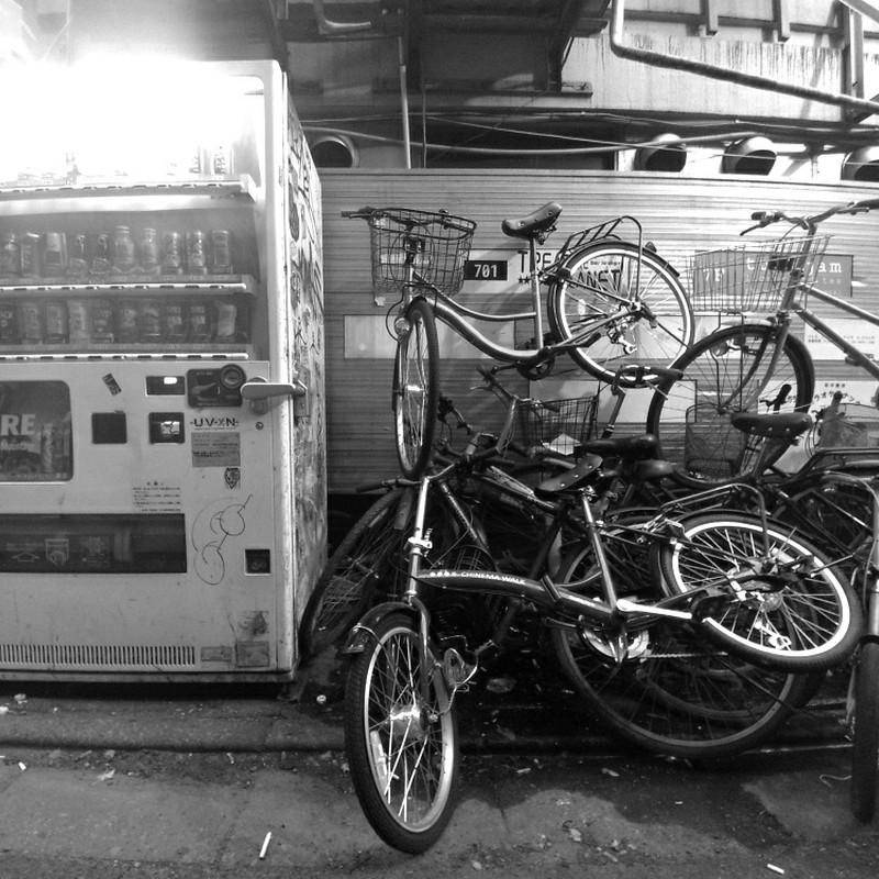 東京ラッシュ