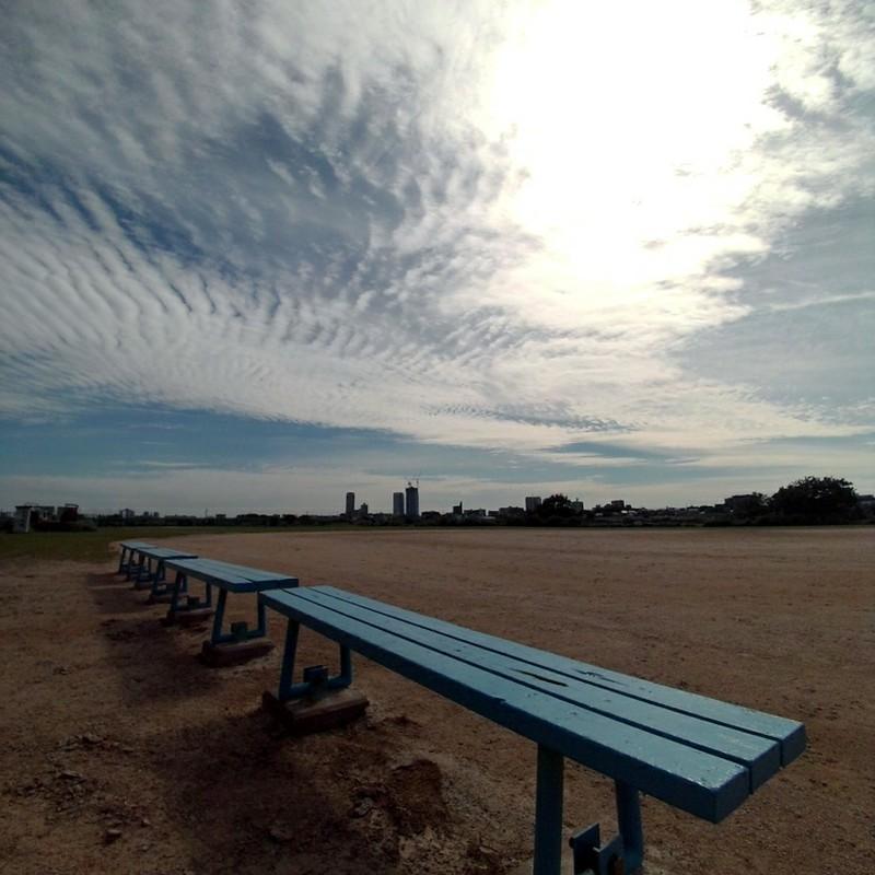 雲を写すカメラ