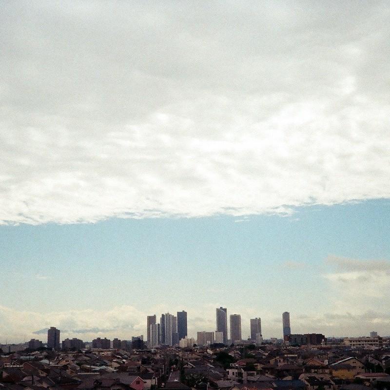 雲の大きさ