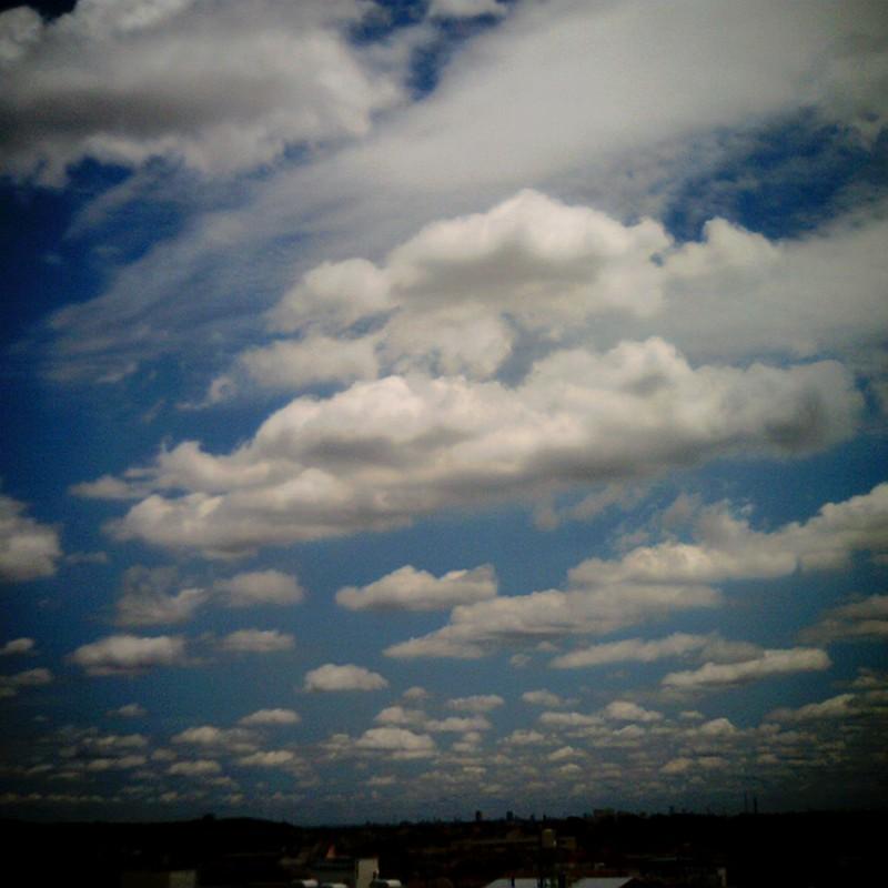 エクレア雲