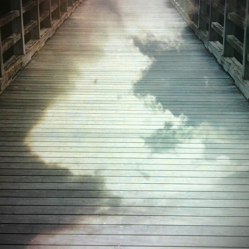 雲に橋を架けましょう
