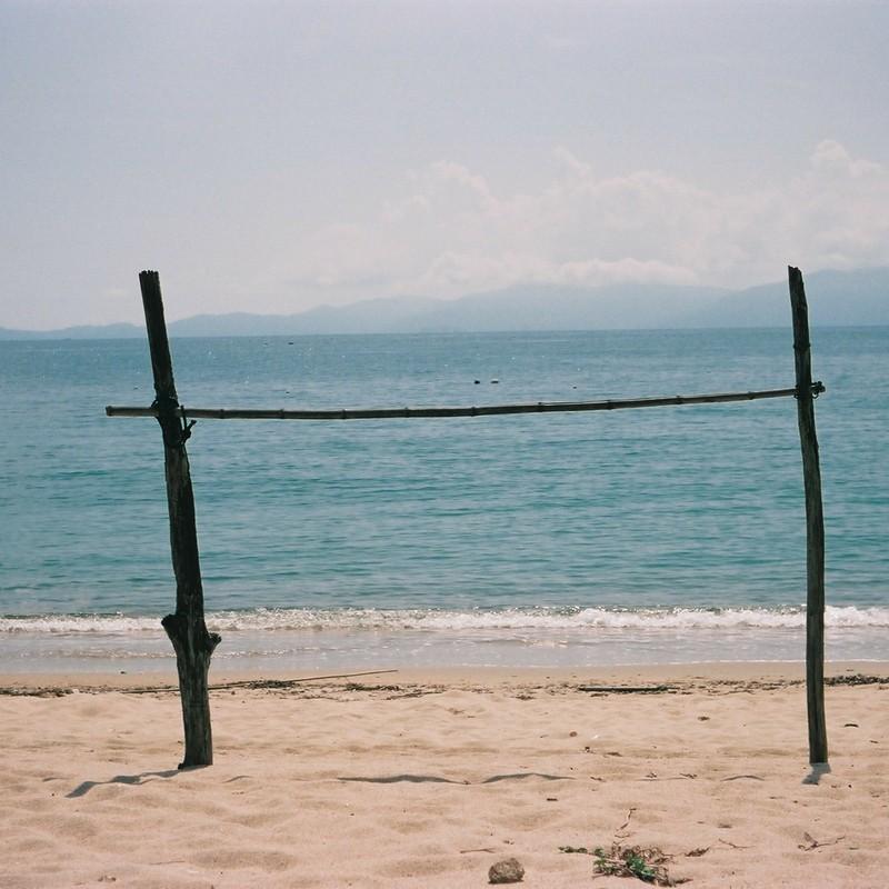 海と太陽と風と