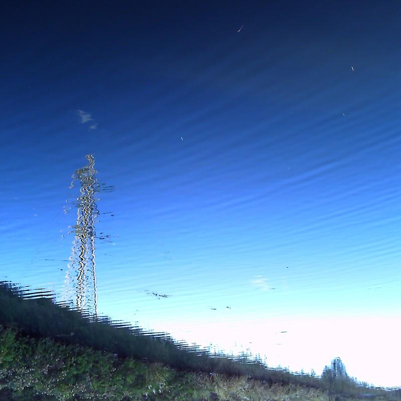 ゆらゆら鉄塔